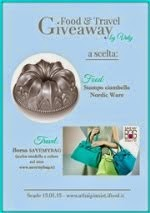 Food&Travel Giveaway