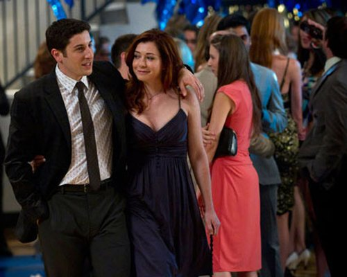 """""""American Reunion"""" Launches Raunchy Red Band Trailer"""