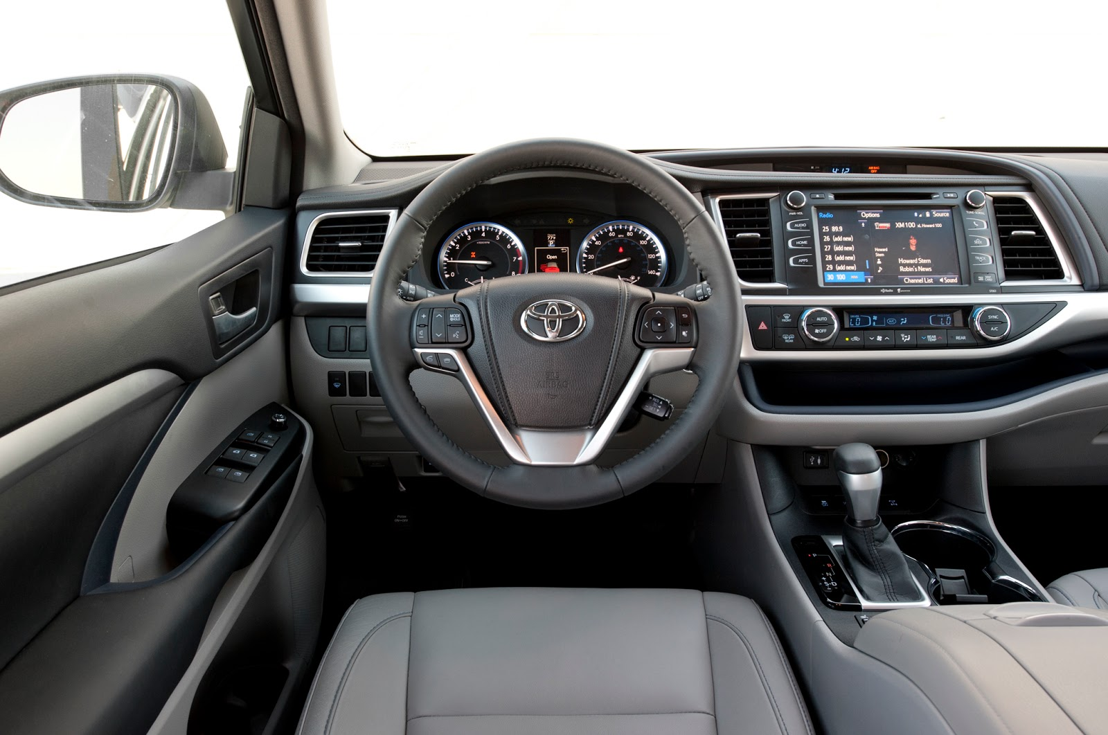 New 2015 toyota highlander full details and price