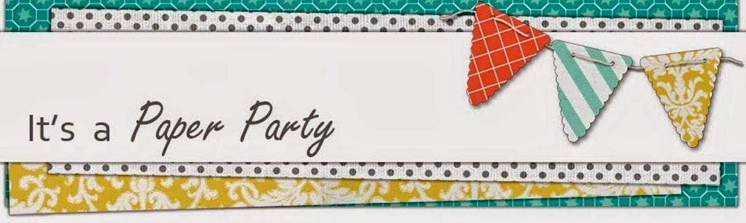 It's a Paper Party