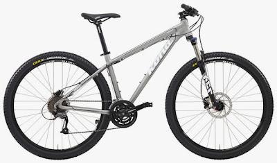 2014 Kona Mahuna 29er Bike
