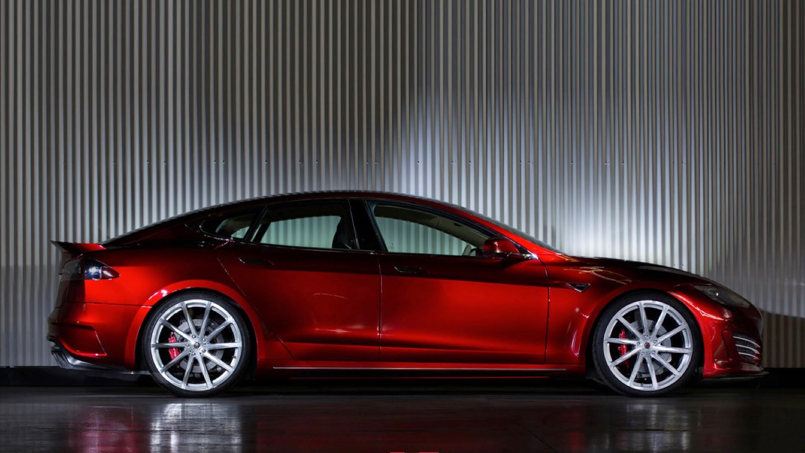 2009 - [Tesla] Model S Sedan - Page 9 Saleen3