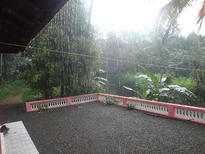 Raining at Velliamattom