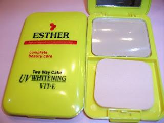 Perawatan Wajah Esther  Perawatan Wajah Esther