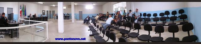 Ponto Novo: Câmara rejeita contas do ex-prefeito Marcos Silva