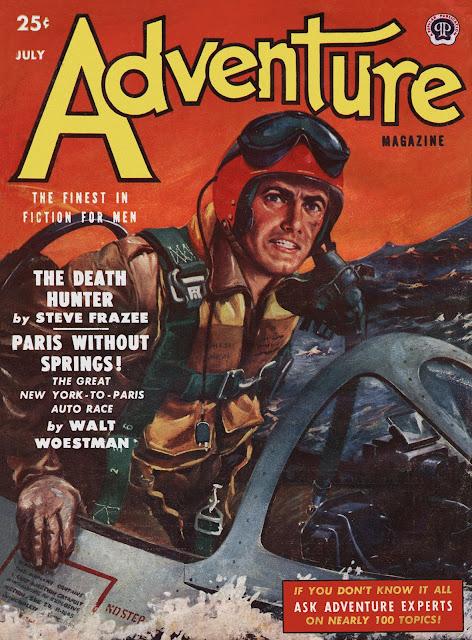 Adventure - July, 1952