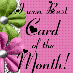 DWA Card of the Month