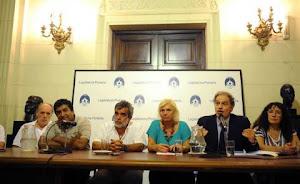 Con las empresas recuperadas No al Veto de Macri