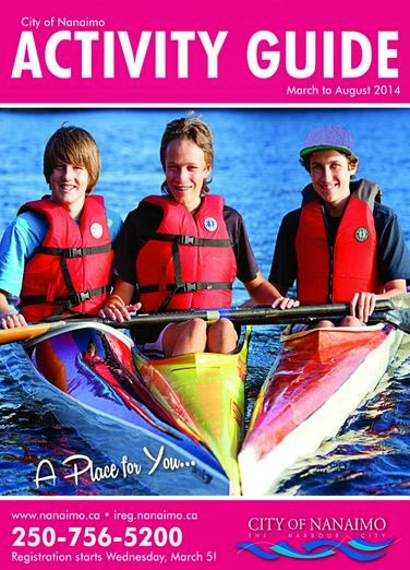 Spring and Summer Activity Guide