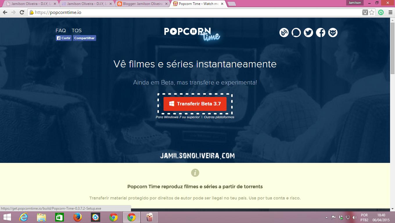 Como assistir filmes e series de graça! - Jamilson Oliveira Blog