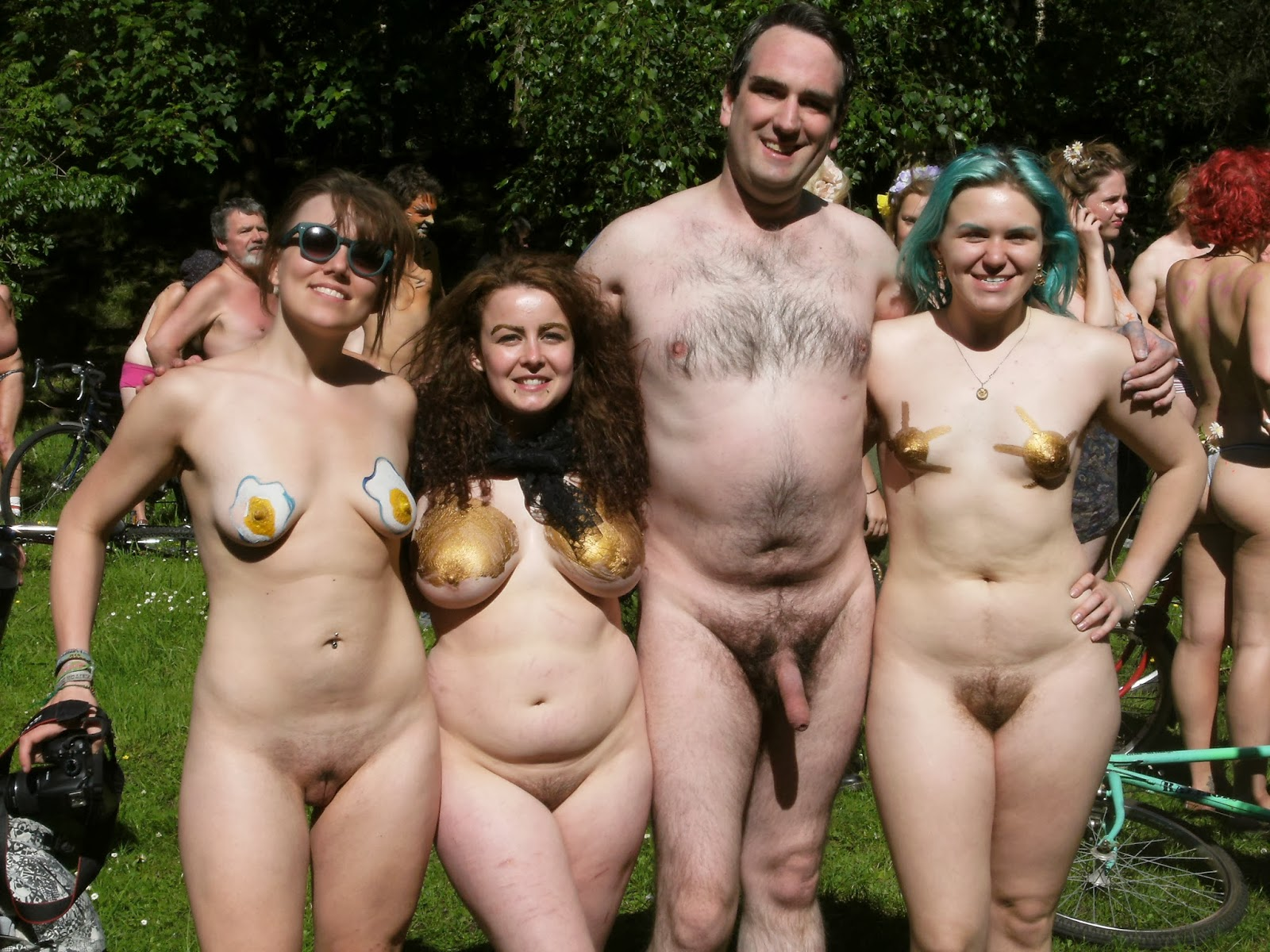 Nudist groups alberta