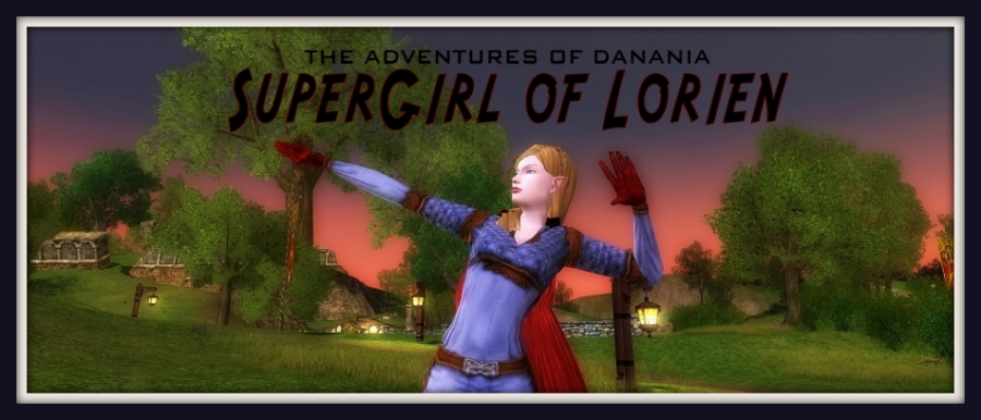 Supergirl of Lorien