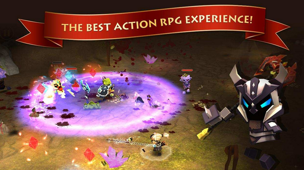 Elements: Epic Heroes 1.2.5 Mod Apk