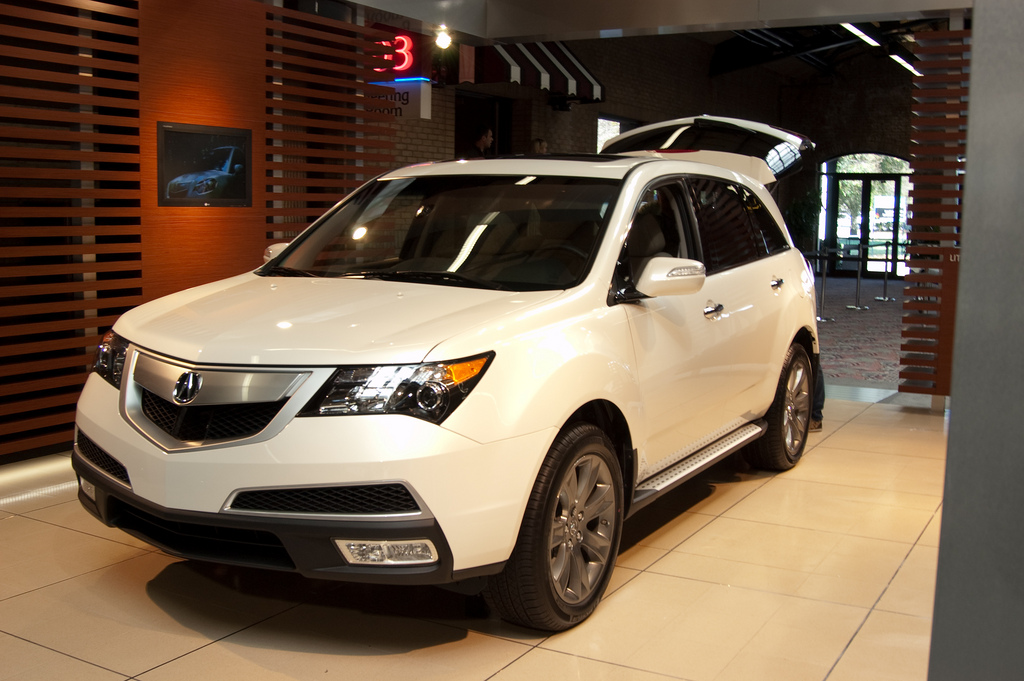2011 Acura Mdx All Best Cars Models