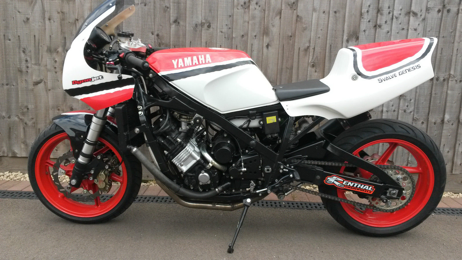 Yamaha Fz Frame