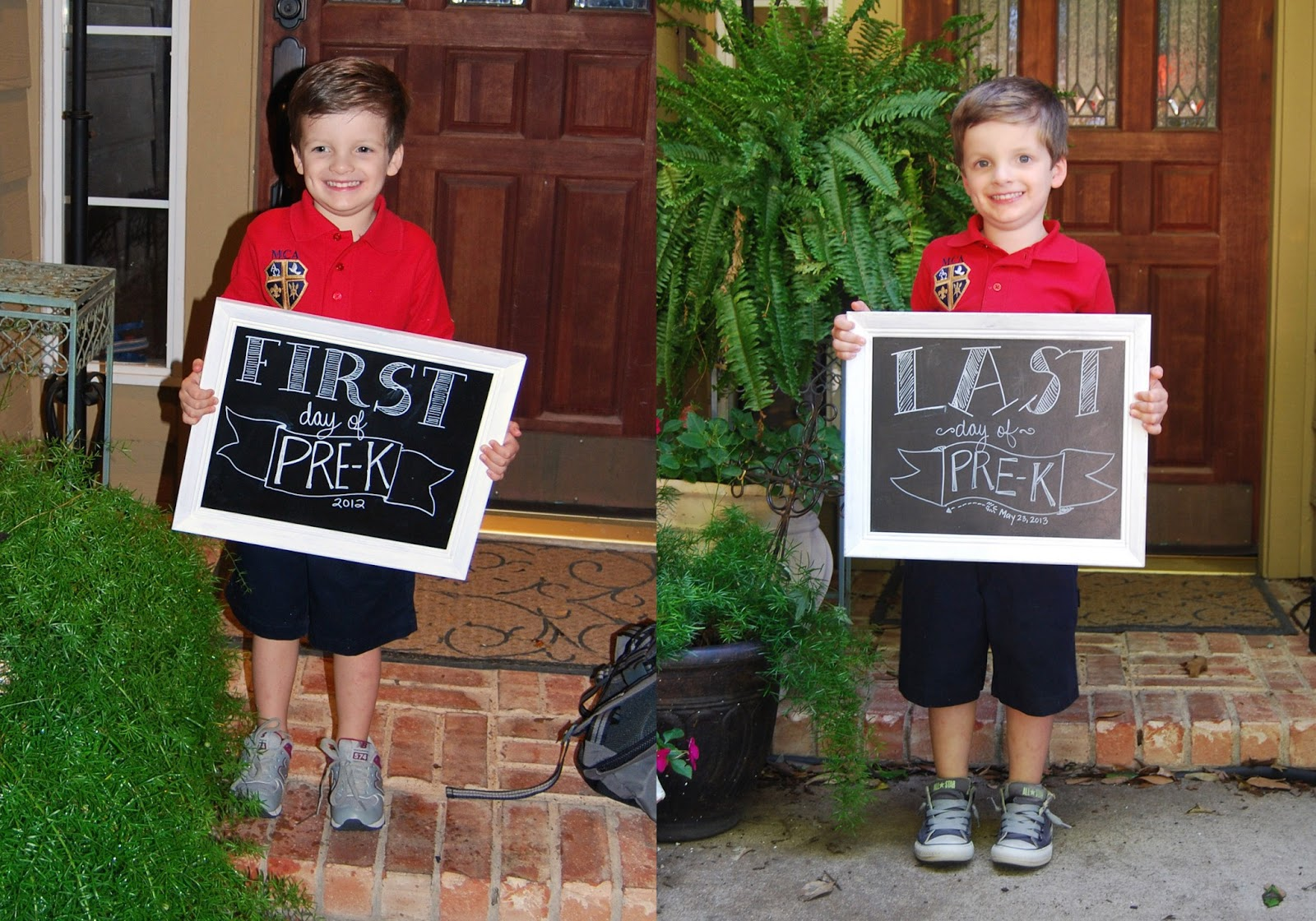Does Pre K Make Any Difference >> Momfessionals Last Day Of Pre K