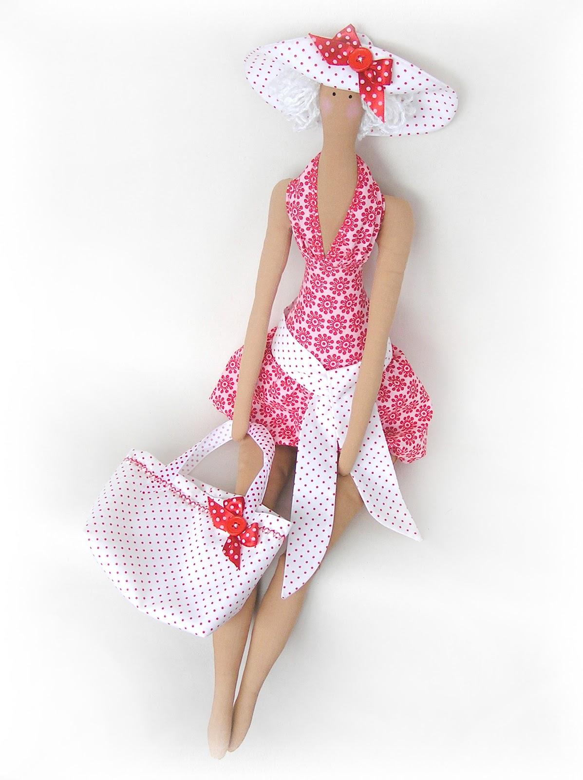 Кукла Тильда своими руками для начинающих - Мир Позитива 100