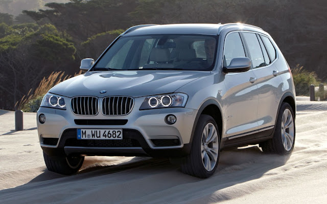 BMW X3  crossover picture