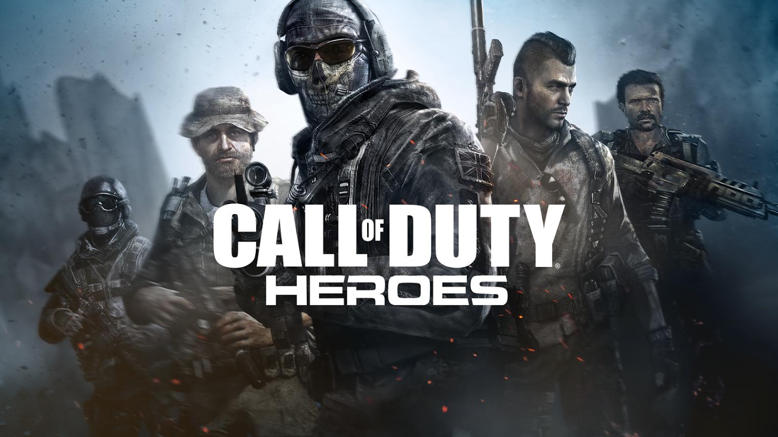 Call of Duty®: Heroes APK Mod (Las torres no tienen munición y no pueden golpearte).