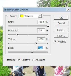 mempertajam+photo4 Cara mempertajam photo dan warna dengan photoshop