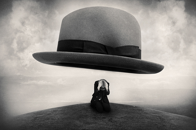 Dark Enigma Surrealism
