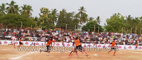 Football Tournament, Inauguration, Melparamba, Police, Kasaragod, Kerala, Kerala News, International News, National News.