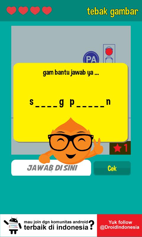 Kunci Jawaban Game Tebak Gambar Android Level 1 9 | Share The ...