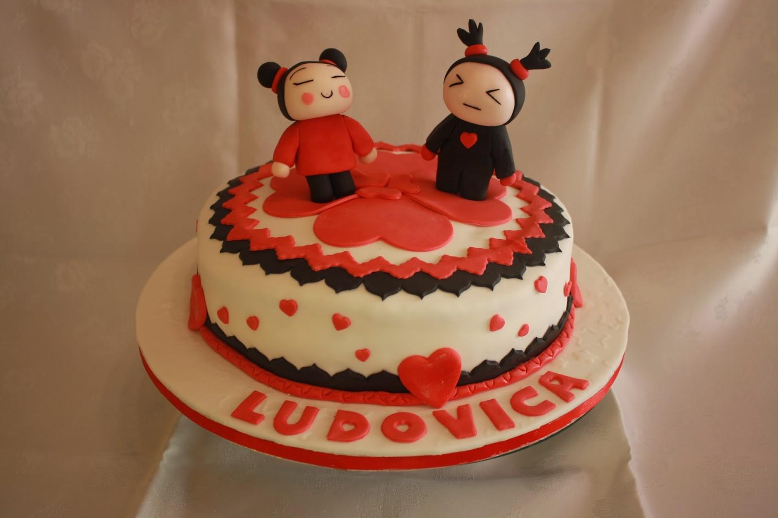 Più buone che belle la torta di pucca