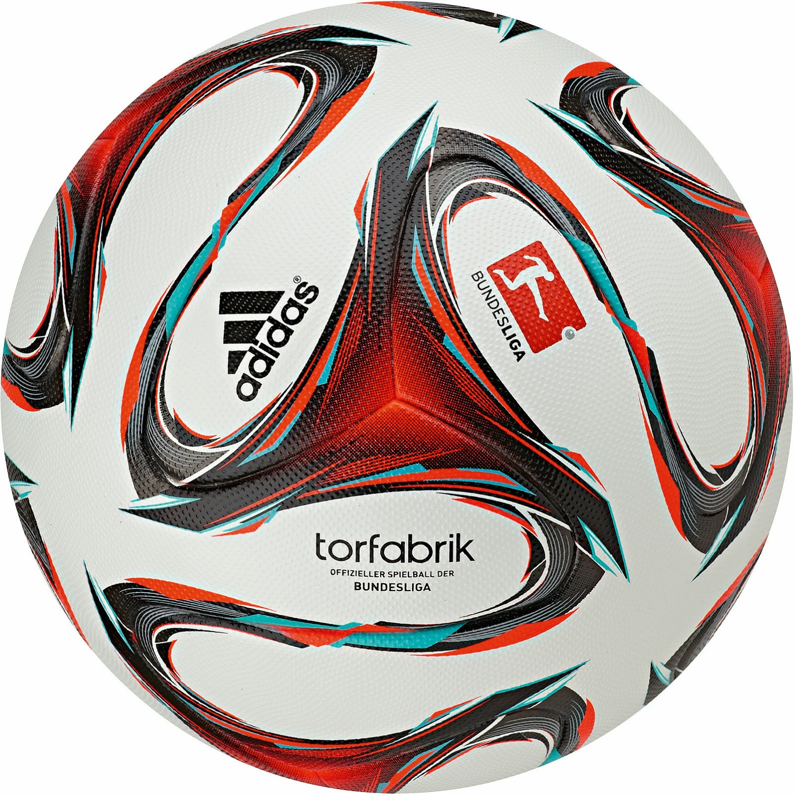 adidas torfabrik bundesliga 14 15 ball released footy headlines. Black Bedroom Furniture Sets. Home Design Ideas