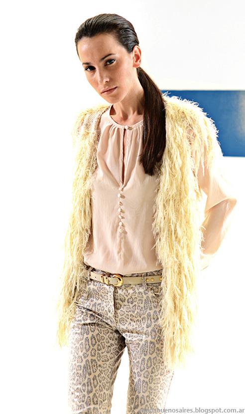 Mancini otoño invierno 2014 ropa de moda 2014.