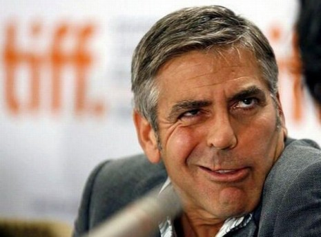 Celebrity Weird Face: George Clooney!