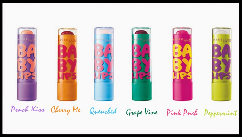 Mabeline BabyLips Review