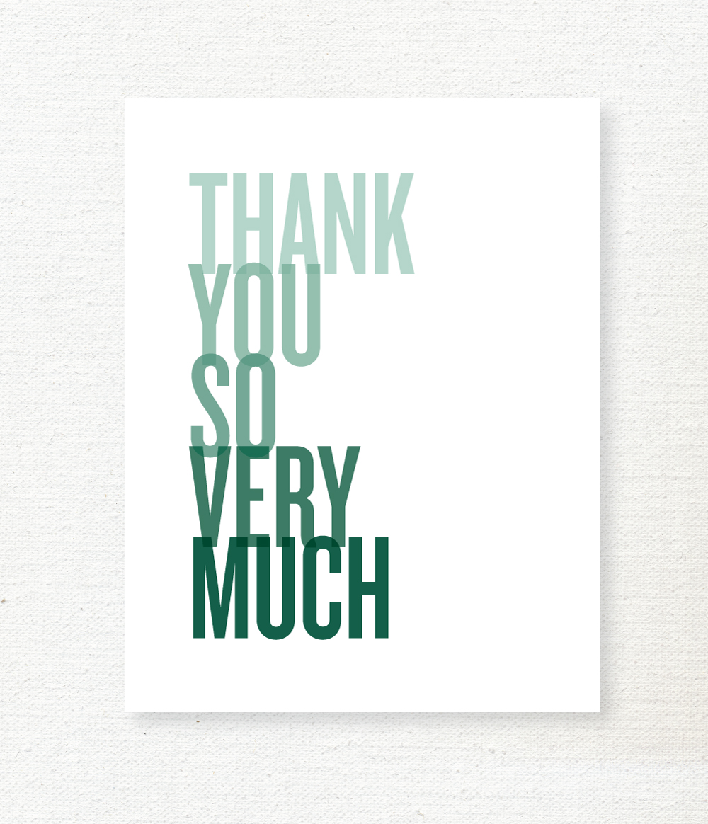 It is a photo of Irresistible Free Download Thank You Cards