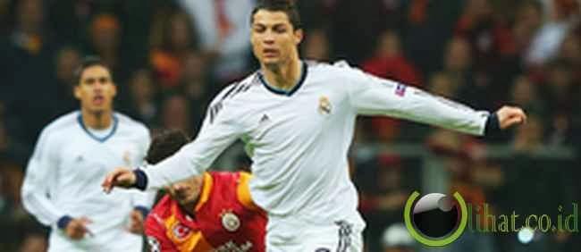 Cristiano Ronaldo (Real Madrid) : 33,60 km /jam