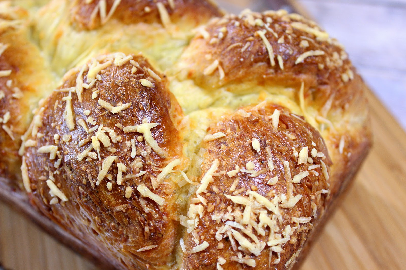 Italian Easter Cheese Bread Recipe