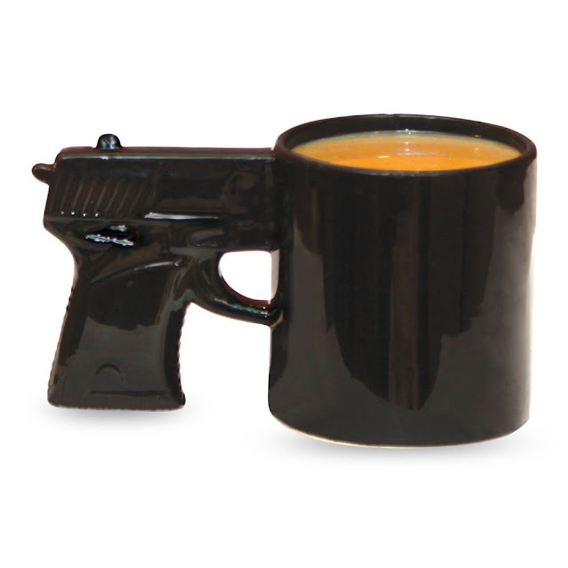 The Gun Mug