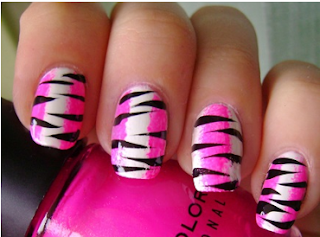 uñas juveniles modernas, diseños de uñas juveniles, uñas con diseños modernos, uñas pintadas modernas