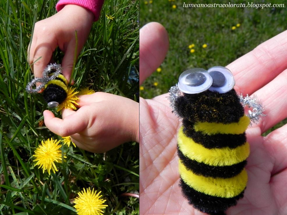 polenizarea la papadie pe intelesul copiilor