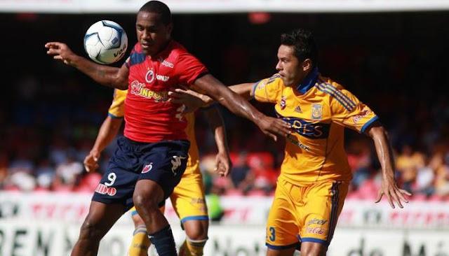 Ver partido Veracruz vs Tigres en vivo