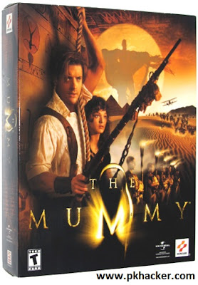 The Mummy Compressed PC Game Free Download