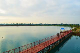 Wisata Palembang - Wisata Palembang JSC Venue Ski Air