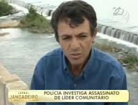 José Maria Filho, líder comunitário assassinado