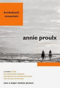 Portada de Brokeback Mountain, de Annie Proulx