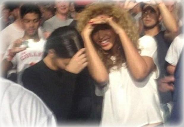 Beyoncé y Kim Kardashian tienen algo en común - Farándula Internacional - Parejas Disparejas