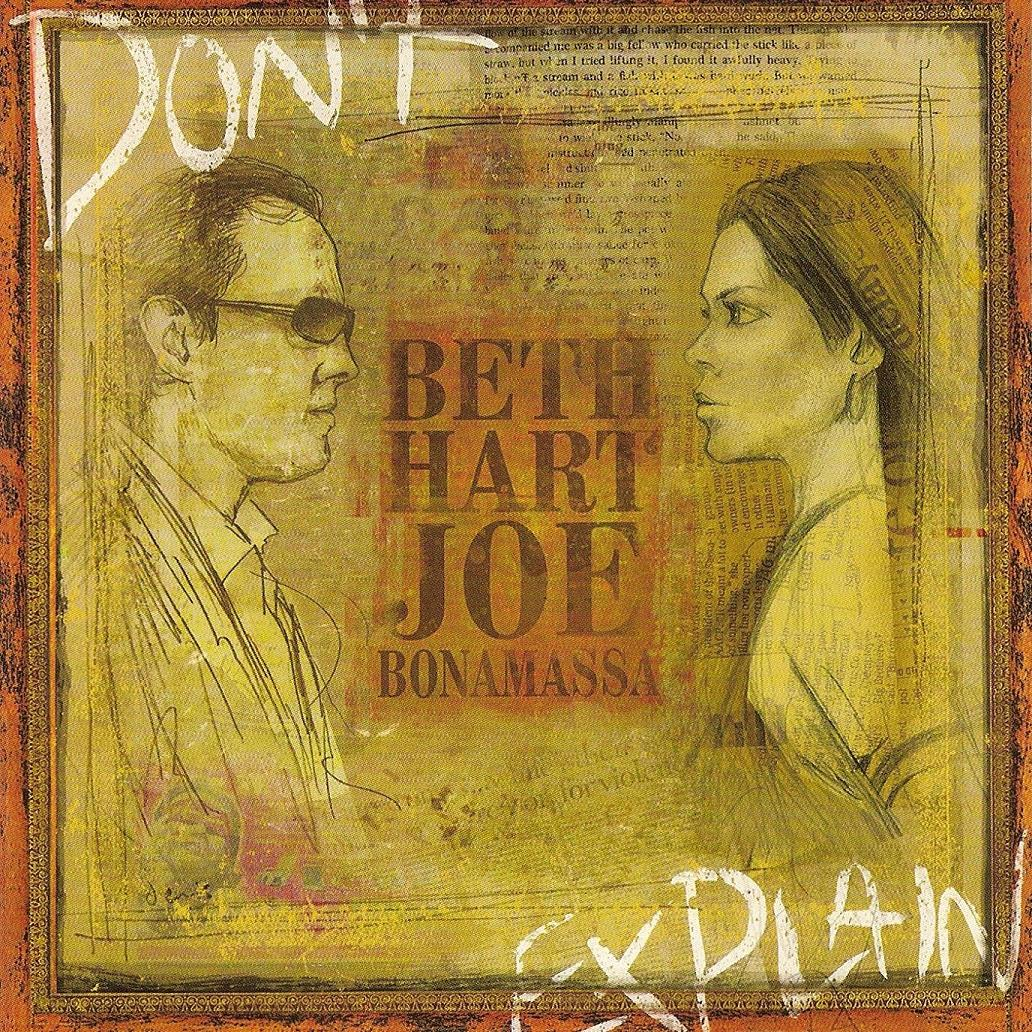 "Beth Hart and Joe Bonamassa - ""I'd Rather Go Blind"""