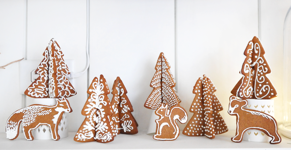 DIY IKEA Gingerbread Cookies