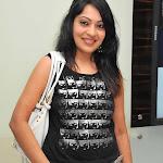 Vijay Tv Anchor Ramya in Black T Shirt & Jeans