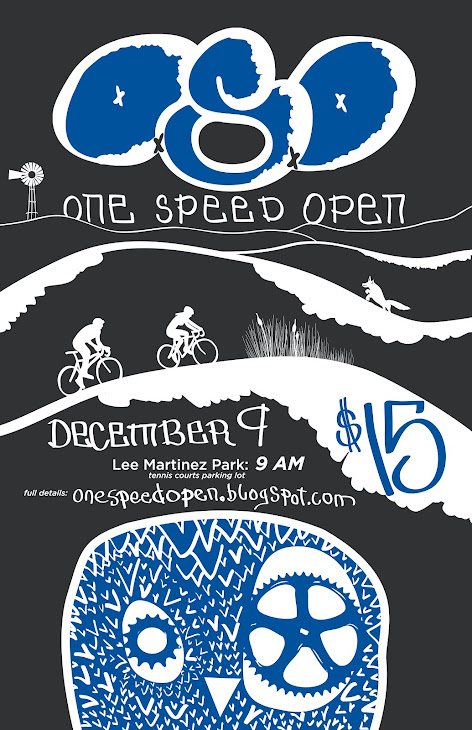 one speed open