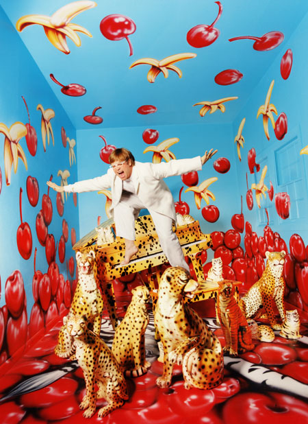 David LaChapelle | David lachapelle, Annie leibovitz