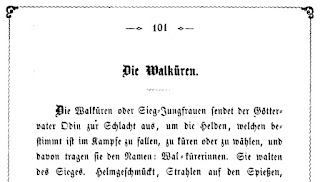 Mathilde Wesendonck: Die Walküren. 1865